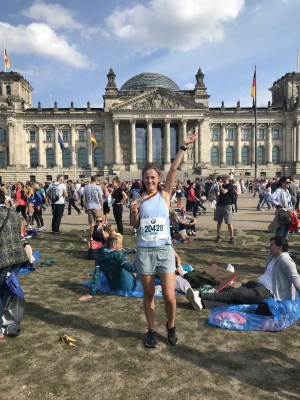 """Wilske Hager: """"Een marathon is voor mij als een ritje in de achtbaan"""""""