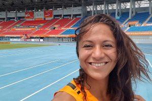 Naomi Sedney (100m)